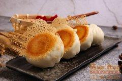 广式生煎鲜肉包