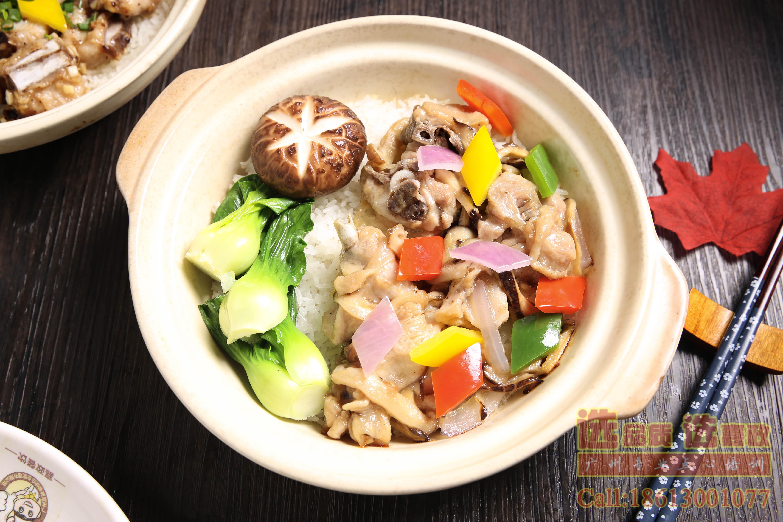 广州名点广式煲仔饭最正宗的做法,都选择嘉政茶点培训