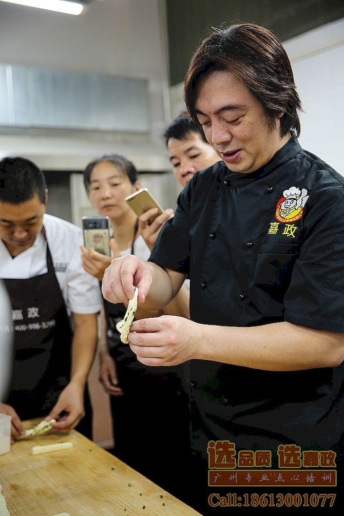 从早茶文化体验广东人生活的精致感
