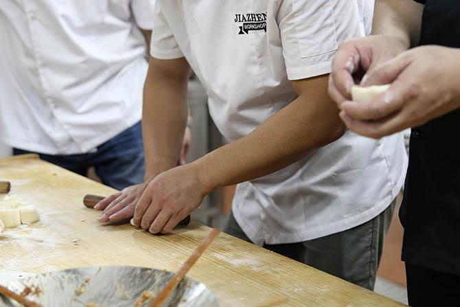 广式生煎包培