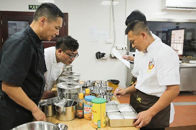 广东最大的早茶培训机构是哪家?