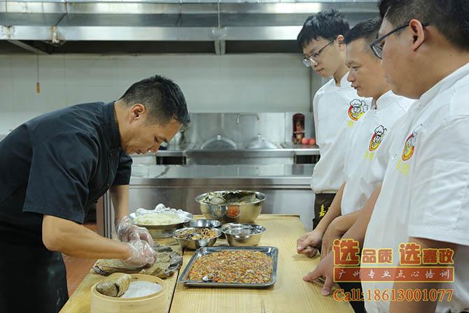 广东粤式早茶点心培训学校哪个好?