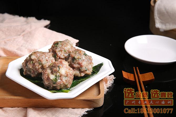 牛肉丸培训班,牛肉丸怎么做好吃?
