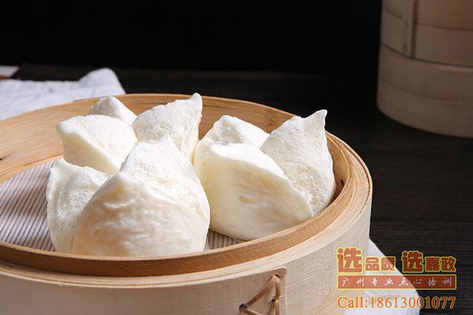 在广州哪里可以学正宗的广式叉烧包的做法?