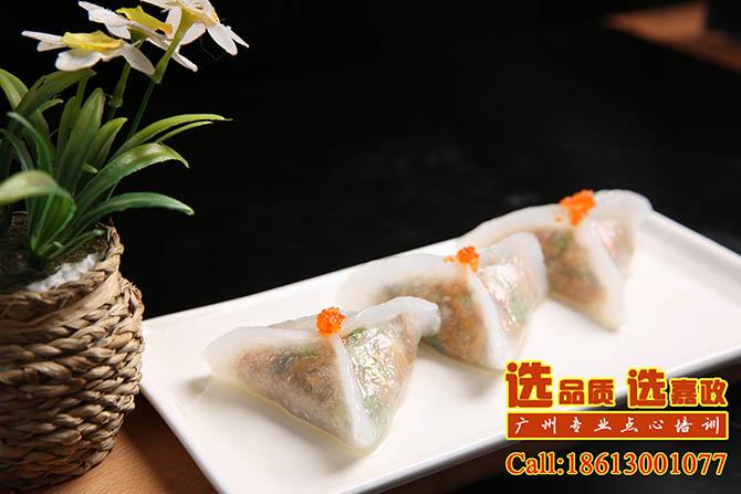 广式早茶点心制作方法|广式虾饺的正宗做法